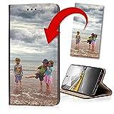 KX-Mobile Hülle für Samsung Galaxy S20 FE Handyhülle personalisiert mit deinem Wunschmotiv Schutzhülle Klapphülle Smart Magnet