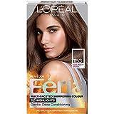 L'Oreal Paris Feria Multi-Faceted Shimmering Permanent Hair Color, T53 Moonlit Tortoise (Cool Medium...