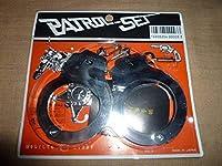 警察 手帳 手錠 バッジ 日本製 駄玩具