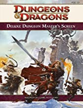 """Deluxe Dungeon Master's Screen (""""Dungeons & Dragons"""" Accessory) ("""