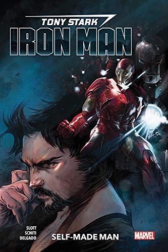 Tony Stark. Iron Man. Self-made man (Vol. 1)