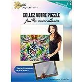 Puzzle-Klebefolie für 2000 Teile