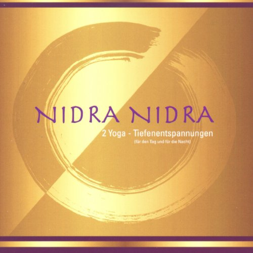 Yoga Nidra - Nidra Nidra audiobook cover art