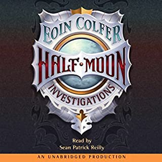 Half Moon Investigations cover art