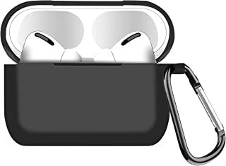 Tsryrlr Airpods Case,AirPods pro Silicone Skin Cases Cover, Front LED Visible,Full Potective Durable Shockproof Drop Proof...