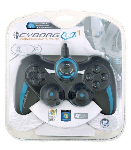 Saitek Cyborg V.1 PS1000 Game Pad für PC/PS2/PS3