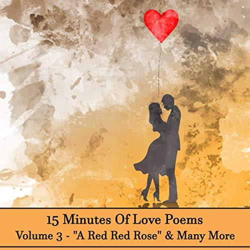 『15 Minutes of Love Poems - Volume 3』のカバーアート