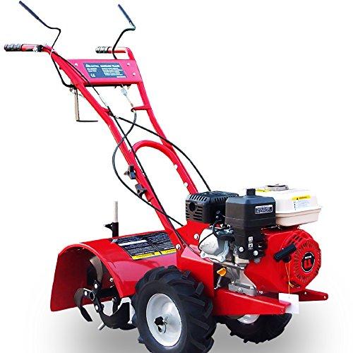 Motoculteur résistantes 6,5 Portable 400 mm de largeur avec 3 vitesses