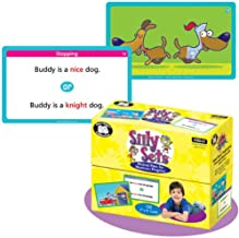 Super Duper Publications Silly Sets: Minimal Pairs for Maximum Progress Card Deck Educational Learning Resource for Children