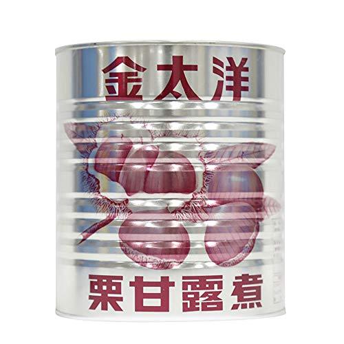【業務用】 金太洋 栗 甘露煮 4級 1号缶 3500g 缶詰