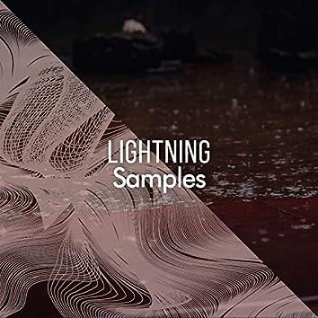 Natural Lightning Relief Samples
