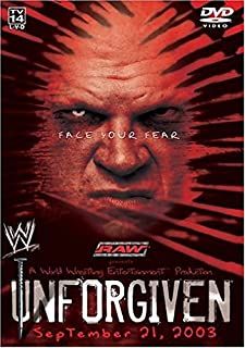 Best unforgiven wwe 2003 Reviews
