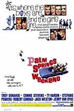 Palm Springs Weekend POSTER Movie (11 x 17 Inches - 28cm x 44cm) (1963)