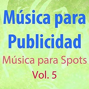 Música para Publicidad, Vol. 5 (Música para Spots)