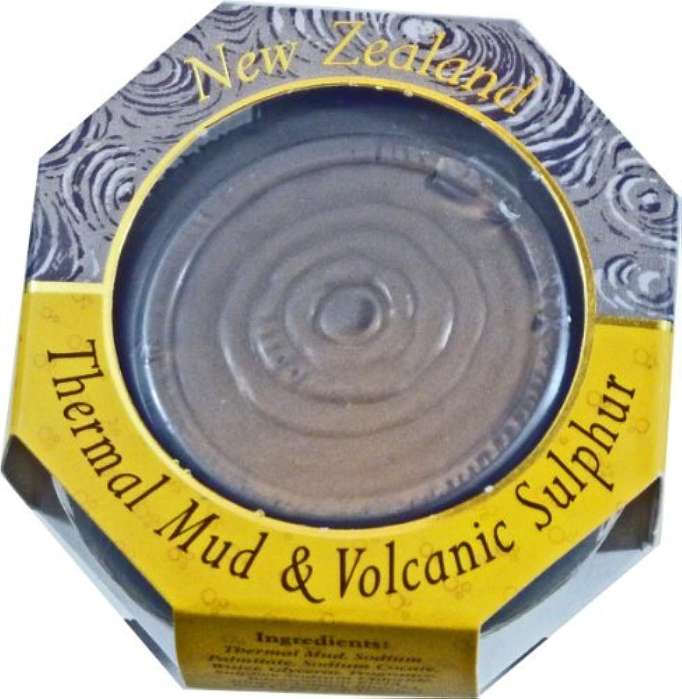 スペイン予知余韻Soap Thermal Mud & Sulphur 115g