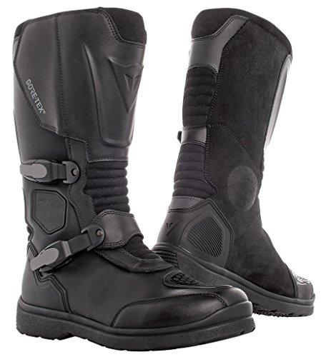 Dainese Centauri Gore-Tex Mens Motorcycle Boots Black 44 Euro/11 USA