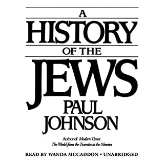 A History of the Jews cover art