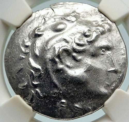 1000 GR KABYLE KAVAROS THRACE King AR Tetradrachm Greek C Tetradrachm Ch AU NGC