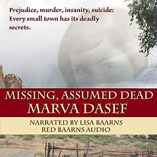 Missing, Assumed Dead audiobook cover art