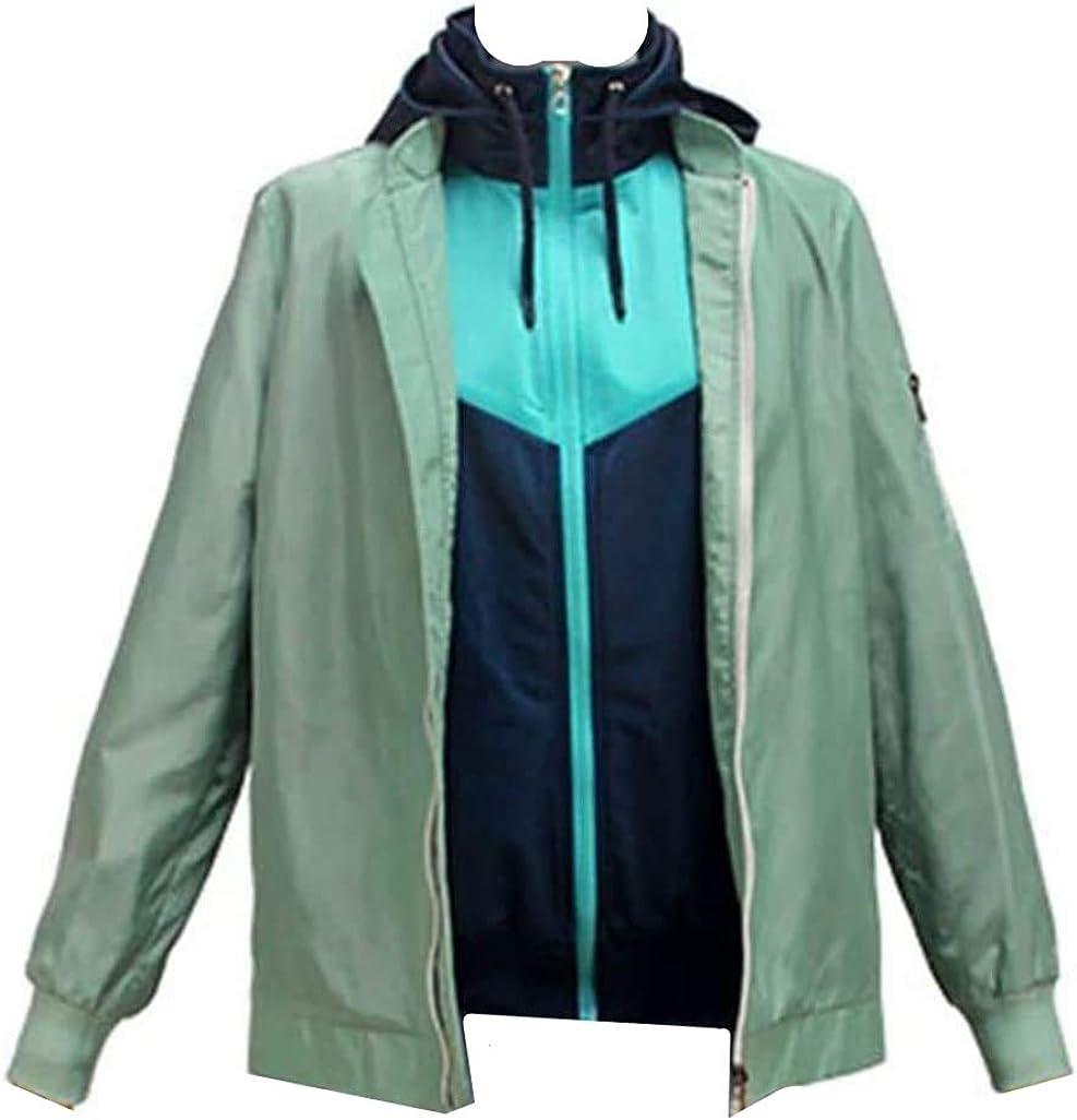 Spring Team Minaki Tsuduru Cosplay Schoo Suit Coat Max 41% store OFF Daily Costume
