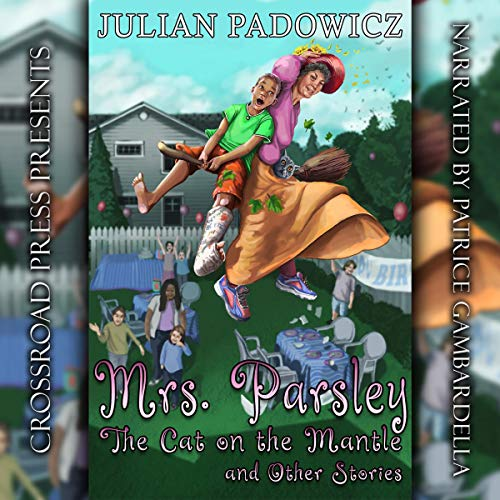 Mrs. Parsley Audiobook By Julian Padowicz cover art