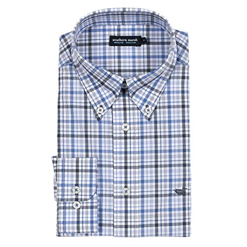 Calhoun Check Dress Shirt