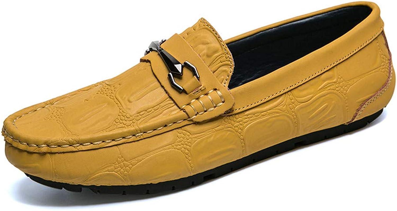 Tros på mode - och och och läderskor Män med tillfälliga skor  spara upp till 70%