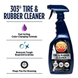 303 (30579CSR) Products Automotive Tire & Rubber Cleaner - Preps Tires for Dressing, 32 fl oz
