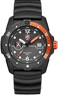 Luminox Limited Edition Bear Grylls 3729 Wrist Watch   Black/Orange