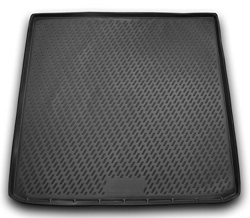 AD Tuning TMP25005 Passform Kofferraumwanne, Anti-Rutsch Oberfläche, schwarz