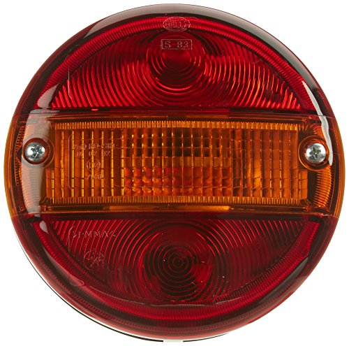 HELLA 2SD 001 685-211 Heckleuchte, links / rechts, mit Lampenträger