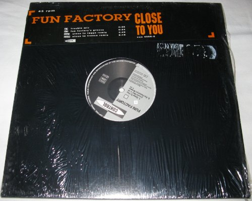 Close to you (Trouble Mix/Fun Factory's Groove/Close to Ragga/Close to Trance Remixes, 1994) / Vinyl Maxi Single [Vinyl 12'']