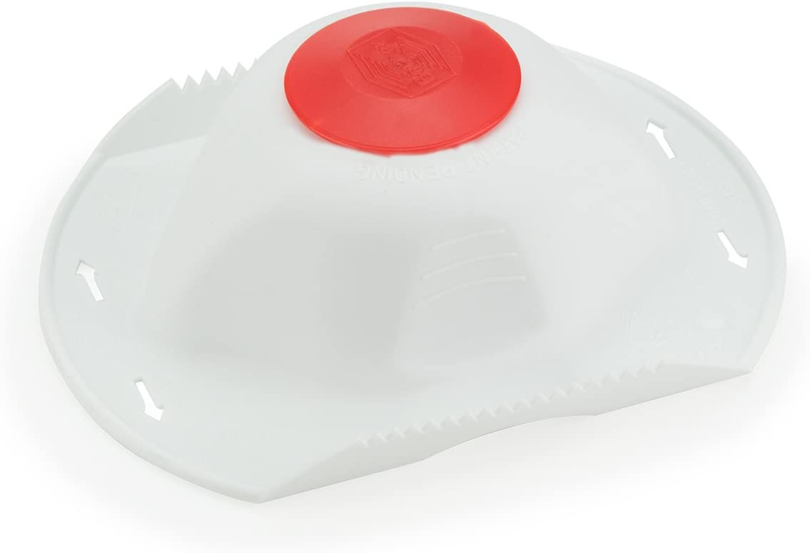 Borner Food Safety Holder - straight from the manufacturer (white)