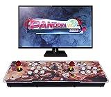 OneV FT [3333 Juegos en 1 Pandora Treasure WiFi Arcade Consola de Juegos 11S Full HD Retro Video Arcade Juego 3D Pandora Box con 3333 Juegos Retro para PC/portátil/TV/PS3