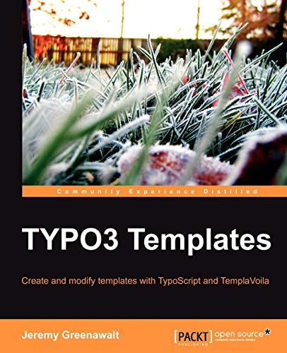 TYPO3 Templates (English Edition)