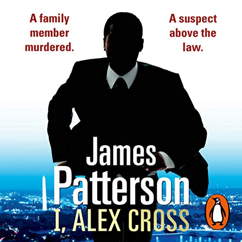 I, Alex Cross cover art