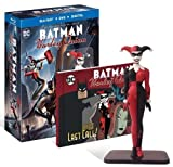 Batman and Harley Quinn Deluxe Edition (Blu-ray+DVD+UltraViolet Combo) w/mini Graphic Novel (Best Buy Exclusive)