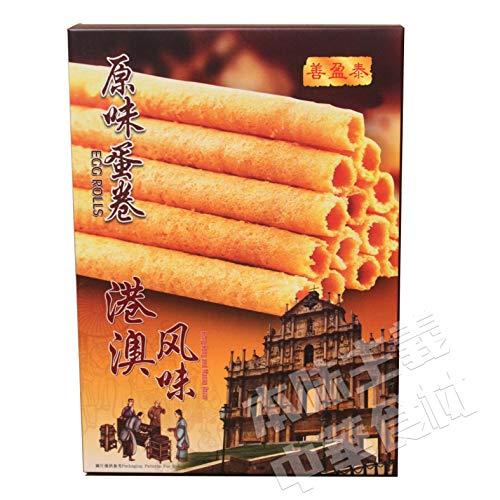 原味蛋巻(卵巻き菓子)300g・中華風点心・中華風デザート・お土産・お菓子