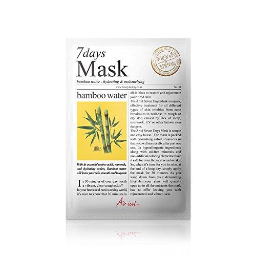 Ariul 7 days Mask Bamboo Water (20g)