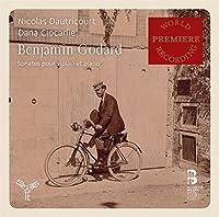 Godard: Sonatas for Violin & Piano by Nicolas Dautricourt