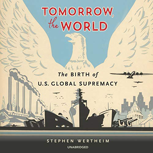 Tomorrow, the World cover art
