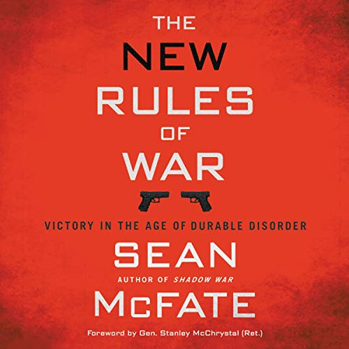 The New Rules of War audiobook cover art