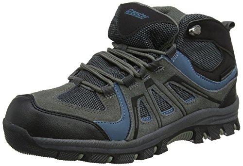 Latupo GmbH - Shoes Gregster Damen Wanderhalbschuhe, Schwarz (Black), 38 EU