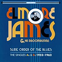 SLIDE ORDER OF THE BLUES . THE SINGLES As & Bs 1952-1962