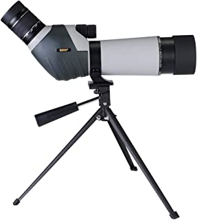 HYY-YY High Power & HD monokulare 20-60x60 exterior de nitrógeno rellenos estanco Viewing Teleskop Vogelbeobachtung Camping Jagd-Tier-viajes Teleskop-Binokel