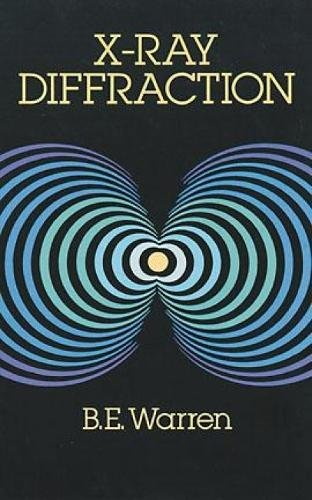 X-Ray Diffraction (Dover Books on Physics)