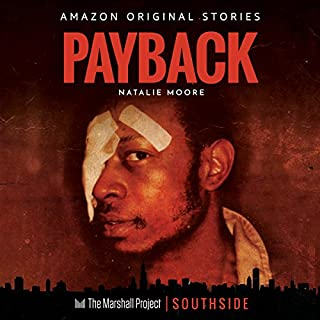 Payback (The Marshall Project) audiobook cover art