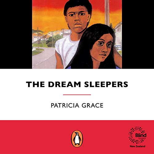 The Dream Sleepers audiobook cover art