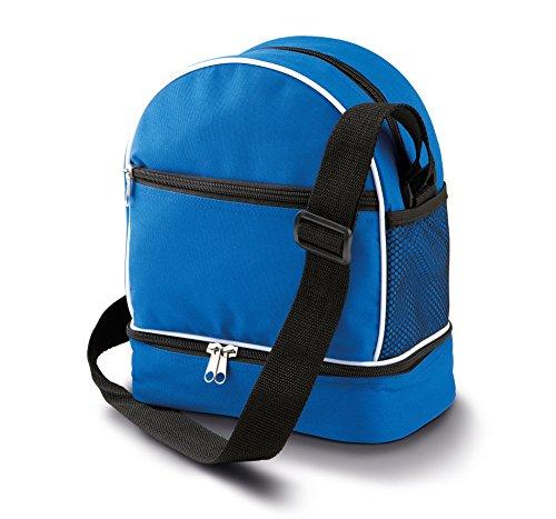 Kimood–Bolsa de petanca con 3bolas, azul cobalto (Azul) - KI05124332243320