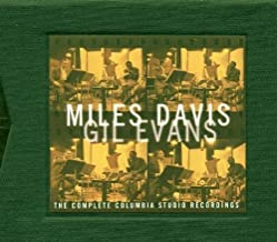 Miles Davis & Gil Evans: THE COMPLETE COLUMBIA STUDIO RECORDINGS by Miles Davis (1996-08-26)